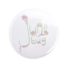 "June Bug 3.5"" Button (100 pack)"