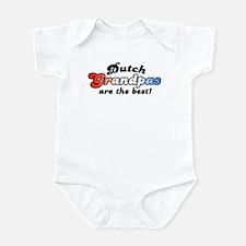 Dutch Grandpas are the Best Infant Bodysuit