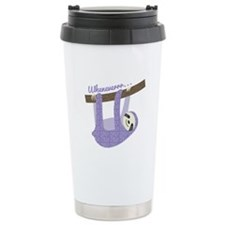 When Ever Travel Mug