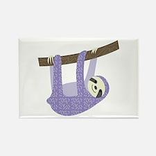 Tree Sloth Magnets