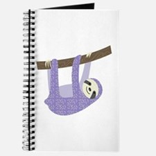 Tree Sloth Journal