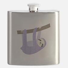 Tree Sloth Flask