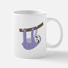 Tree Sloth Mugs