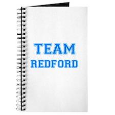 TEAM REDFORD Journal