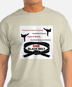 ONE Black Belt 1 T-Shirt