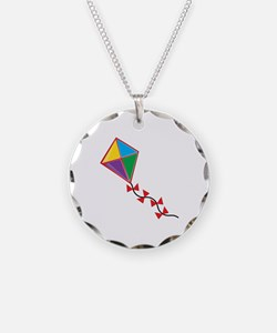 Colorful Kite Necklace