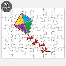 Colorful Kite Puzzle