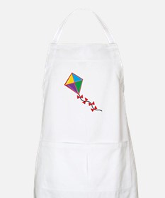 Colorful Kite Apron
