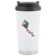 Colorful Kite Travel Mug