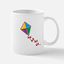 Colorful Kite Mugs