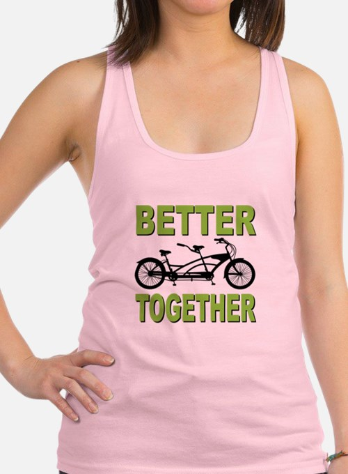 Better Together Racerback Tank Top