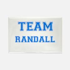 TEAM RANDALL Rectangle Magnet