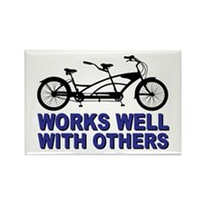 Works Wel with others Magnets
