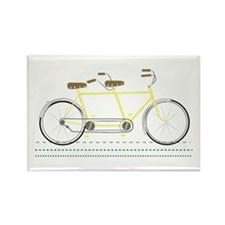 Tandem Bicycle Magnets