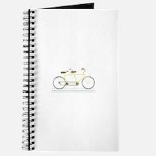 Tandem Bicycle Journal