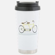 Tandem Bicycle Travel Mug