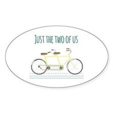 Just the two of us Decal