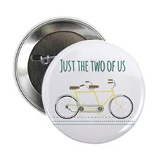 """Just the two of us 2.25"""" Button (10 pack)"""