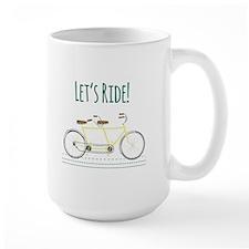 Lets Ride Mugs