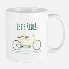 Lets Ride Mugs