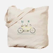 You Me Tote Bag