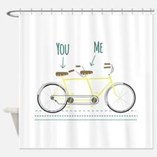 You Me Shower Curtain