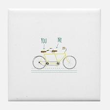 You Me Tile Coaster