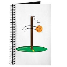 Tetherball Journal