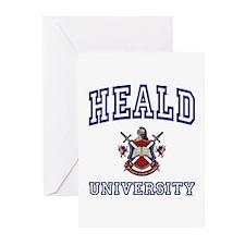 HEALD University Greeting Cards (Pk of 10)