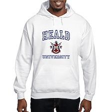 HEALD University Hoodie Sweatshirt