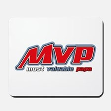 Most Valuable Papa Mousepad