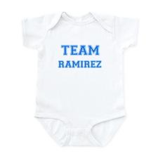 TEAM RAMIREZ Infant Bodysuit