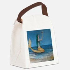 Be a MERMAID Canvas Lunch Bag