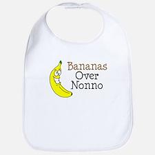 Bananas Over Nonno Bib