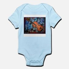 Fiddle-NO WORDING<br> Infant Bodysuit