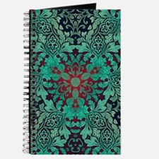 rustic bohemian damask pattern Journal