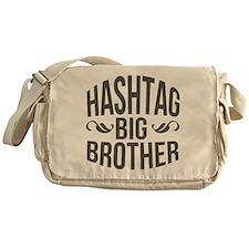 Big Brother Hashtag Messenger Bag