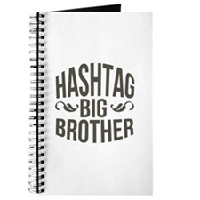 Big Brother Hashtag Journal