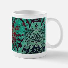 rustic bohemian damask pattern Mugs