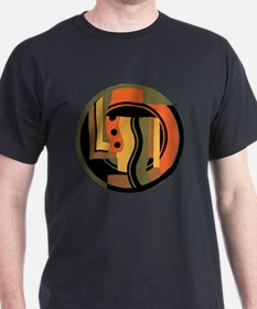 Vintage Art Deco T-Shirt