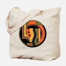 Vintage Art Deco Tote Bag