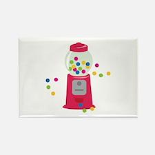 Bubble Gum Machine Magnets