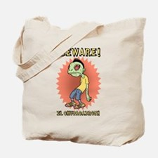 Chupacabron Tote Bag