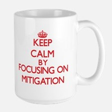 Keep Calm by focusing on Mitigation Mugs