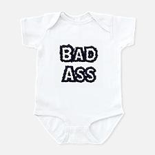 Bad Ass Infant Bodysuit