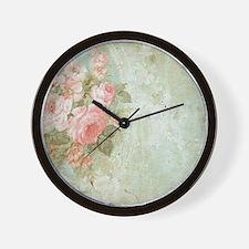 Funny Pretty Wall Clock