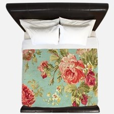 Unique Floral King Duvet