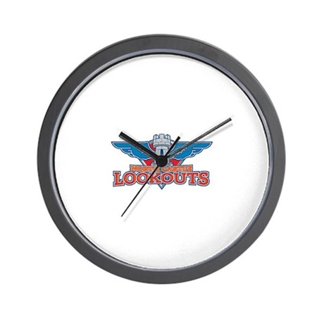 North Castle Lookouts Wall Clock