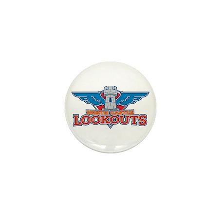 North Castle Lookouts Mini Button (10 pack)