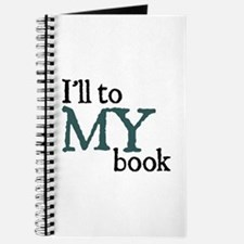 I'll To My Book Journal